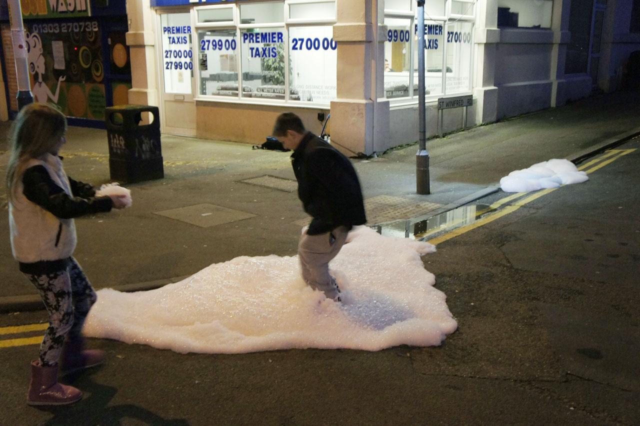 Cheriton High Street, Folkestone (United Kingdom). Video still: Assocreation.